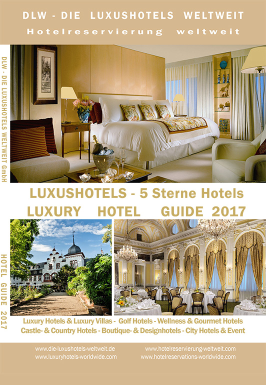 Luxury Hotels Europe catalgoue 2017